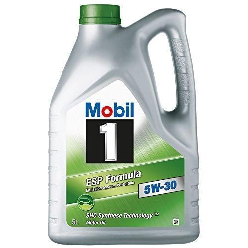 Oferta: 39.95€. Comprar Ofertas de Mobil 1 151060 ESP Formula 5W-30 Aceites de motor para coches, 5 Litros barato. ¡Mira las ofertas!