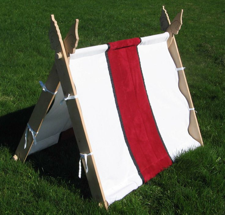red stripe viking pup tent 15 best