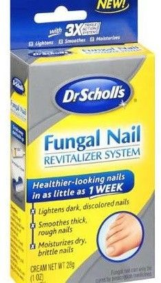 Dr Scholl's Fungal Nail Revitalizer System Review  http://www.yellowtoenailscured.com/dr-scholls-fungal-nail-revitalizer-system-review/