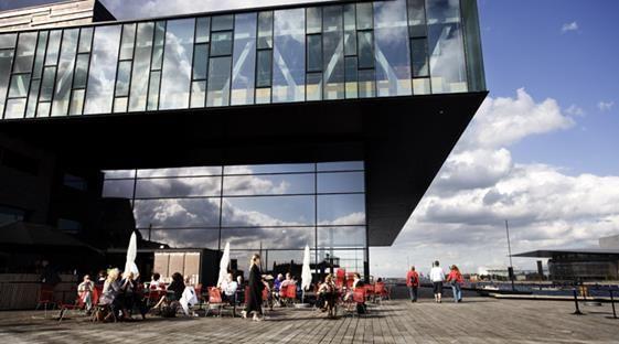 Cafe og Restaurant Ofelia | Visitcopenhagen