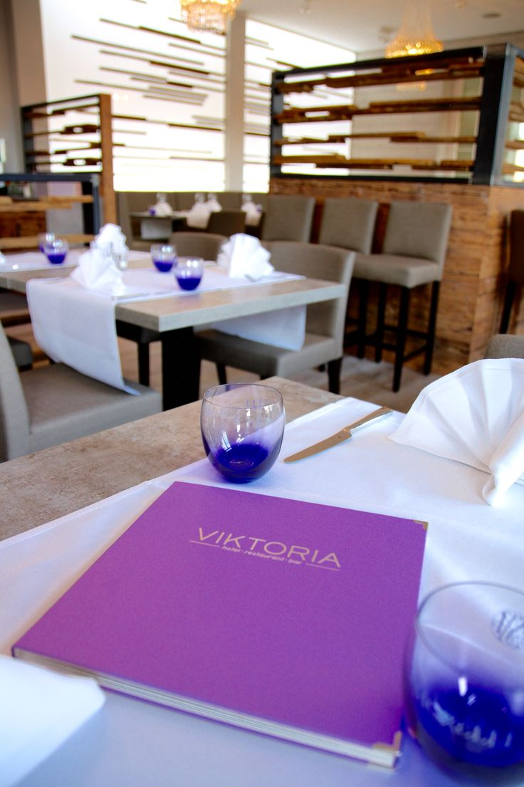 Speisekarte im #Restaurant Viktoria #Braunlage