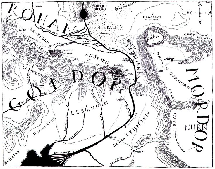 9 best middleearth maps images on Pinterest  Middle earth map