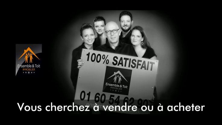 je recherche comment vendre ou acheter une maison ou un appartement ?  Vous avez trouvé votre agence avec Ensemble et Toit  de Dammartin pour se loger et déménager dans le département de la Seine et Marne et le bon coin en région Ile de France dans le secteur de Roissy Charles de Gaulle. L'équipe de Jean Christophe Hebert vous attend du lundi au samedi au 77 rue du général de Gaulle    POUR + INFO via notre bureau et le site : http://www.ensemble-et-toit.com - ou au 01.60.54.62.90 de 10 à 19…