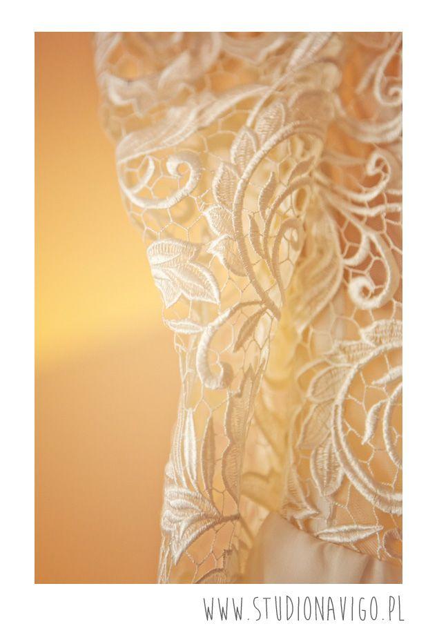 suknia ślubna I wedding dress