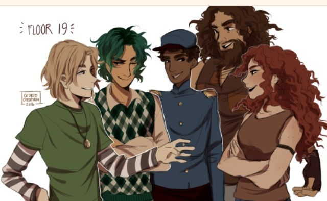Magnus, Alex, TJ, Halfborn, and Mallory
