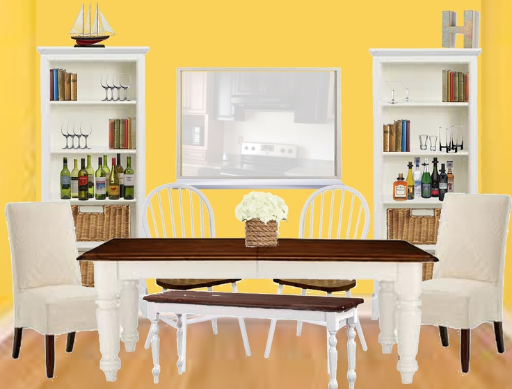 nautical dining room concept