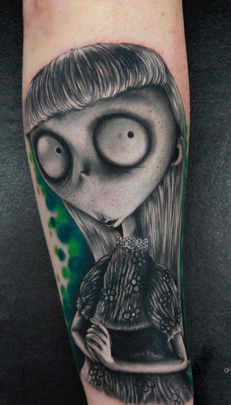 Frankenweenie Weird Girl 1000+ images about Fra...