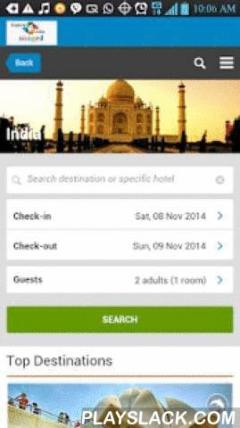 Cheap Hotels India  Android App - playslack.com ,  Cheap Hotels India - where you can compare and find cheap flights to India , domestic flights , cheap hotels in India ,cheapest tours and holiday packages for North India, East India, West India,South India. Our website offers India tourism information all the tourism sectors of Central India, Western India, Southern India and Eastern India. We are specialized to compare and find deals from all major websites that fit you, also we have tour…