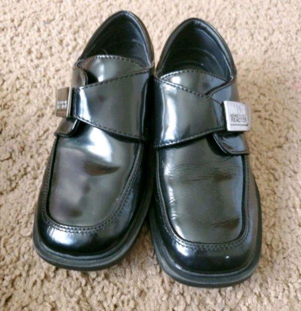 Boys Kenneth Cole Reaction Buckle Dress Shoe