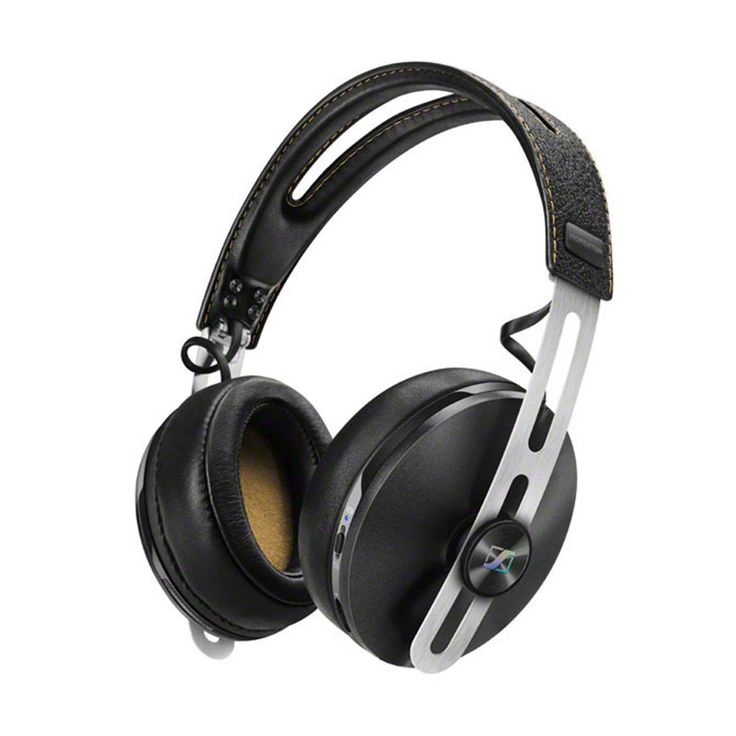 top3 by design - Sennheiser - momentum 2 black wireless