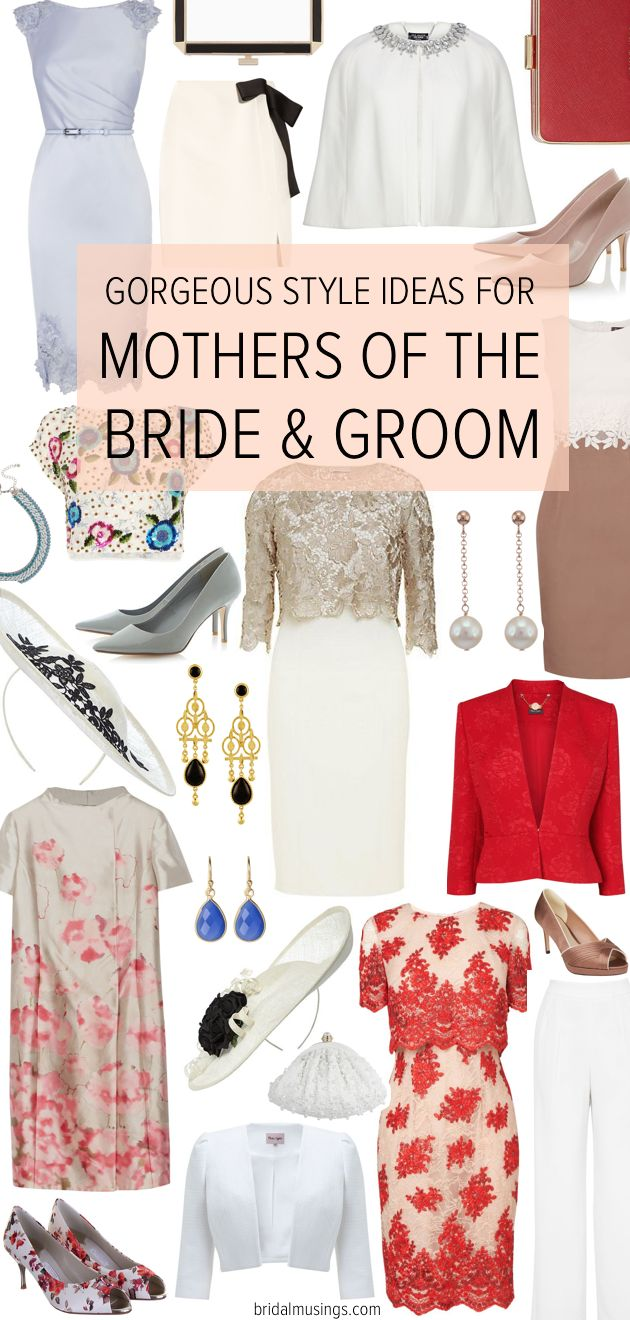 Mother of the Bride Style | Bridal Musings Wedding Blog