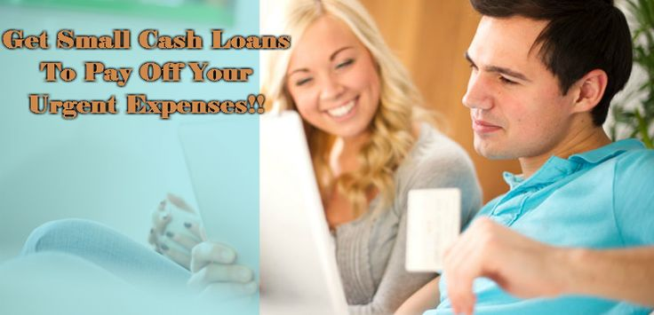 Small Payday Loans can be the best way to avail quick finance to urgent expenses on time.  If you are having financial crisis, it is better for you to avail small payday loans in order to grab quick funds at time of cash needs. #paydayloans