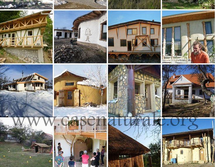 Case naturale in Romania - un film pentru promovarea constructiilor ecologice