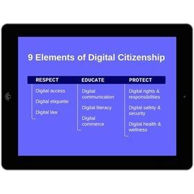 The essential elements of digital citizenship
