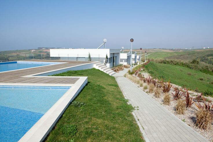 Carina Villas Portugal - Swimmingpool with a children's pool.