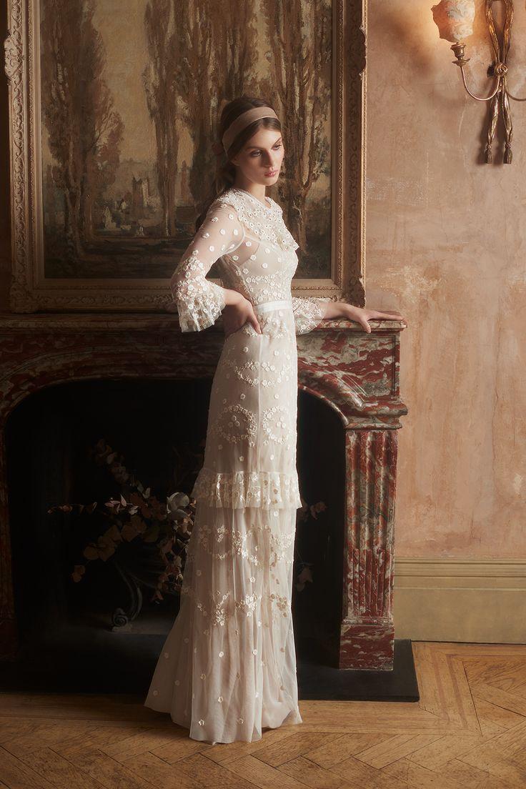 Lace dress vintage april 2019  best wedding images on Pinterest  Wedding frocks Homecoming