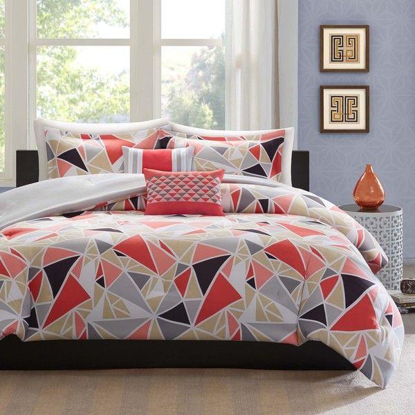 Intelligent Design Alicia 5-Piece Comforter Set -  $60 for guest bedroom