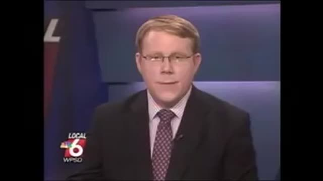 """stitchdoesnotglitch: """"thebestoftumbling: """"  News anchor laughs at the name of a pig """" Same """""""