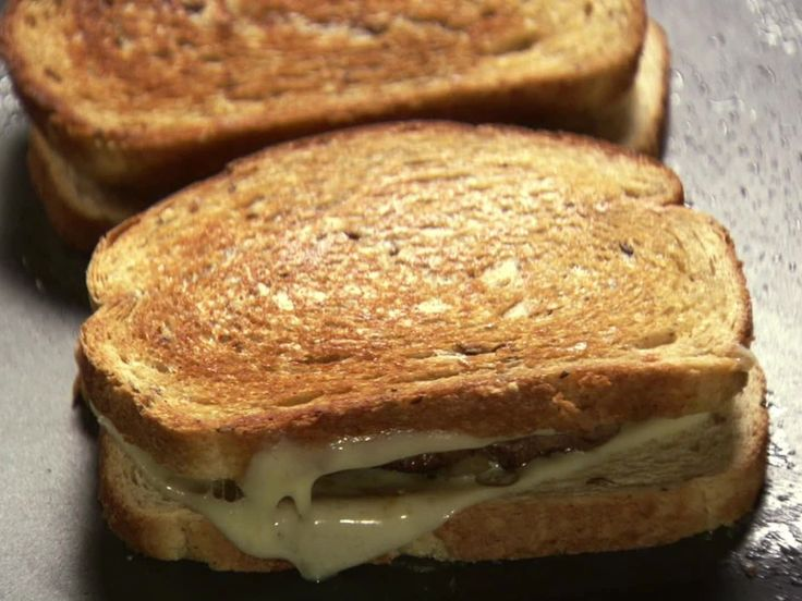 What's for Supper Tonight?  Patty Melts Recipe : Ree Drummond : Food Network - FoodNetwork.com