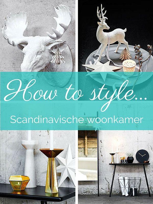 17 beste ideeën over Scandinavische Woonkamers op Pinterest ...