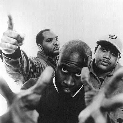 De La Soul - Famous Hip Hop Group | USA