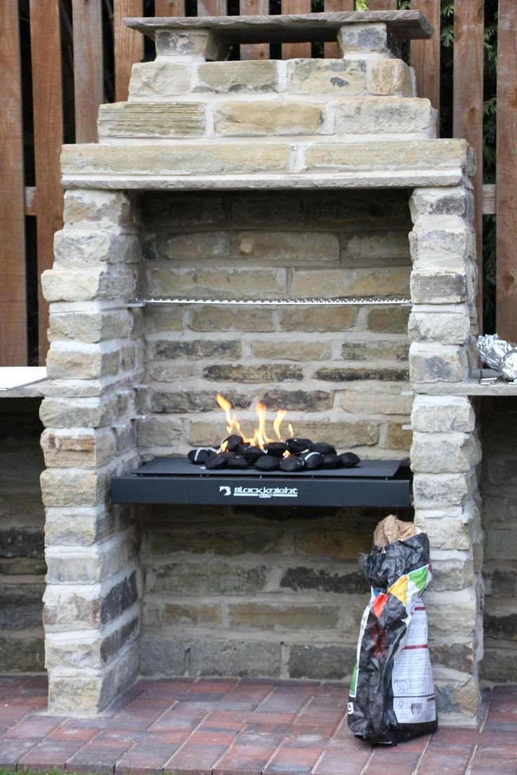 1000 Ideas About Brick Bbq On Pinterest Pizza Ovens