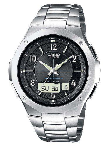 Casio Funkuhren Herren-Armbanduhr Funk-Solar-Kollektion Analog/ Digital Quarz LCW-M160D-1A2ER | Your #1 Source for Watches and Accessories