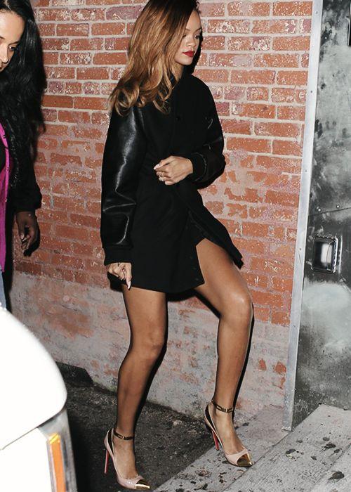 Rihanna - Kylie Jenner