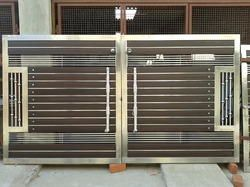 Steel Gate from , Batra Steels, Jalandhar, Punjab, India, ID: 5698712362 - Mobile Site