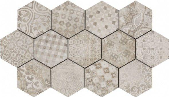 Pi di 25 fantastiche idee su piastrelle esagonali su - Piastrelle di schiuma di legno greatmats ...