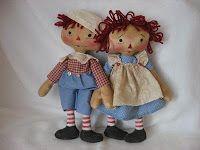 Le grenier de Cathy: Galerie poupées
