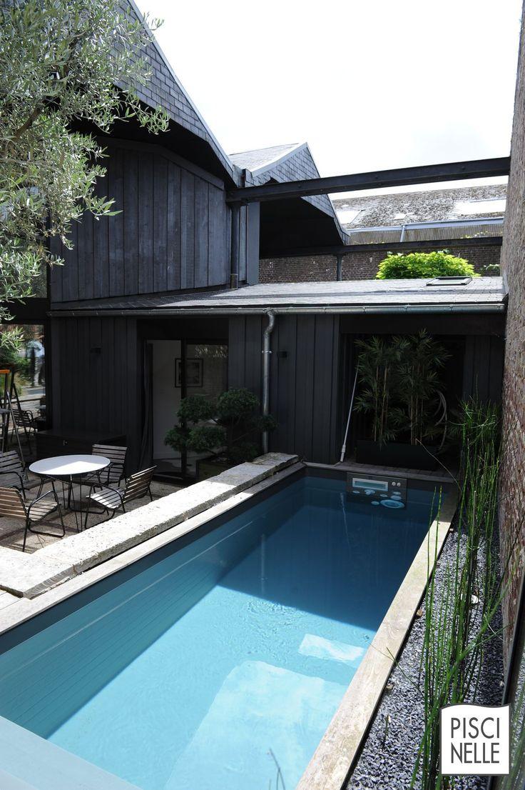 Best 20 Piscine hors sol ideas on Pinterest  Petite piscine Garden pool and Mini pool