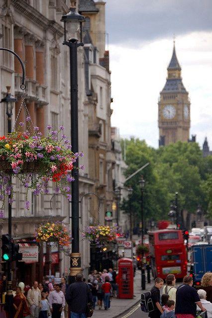 London, England... Next year for my birthday!