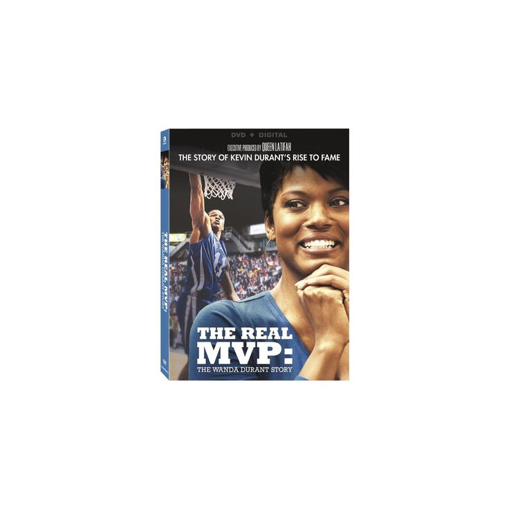 The Real Mvp: The Wanda Durant Story (dvd_video)