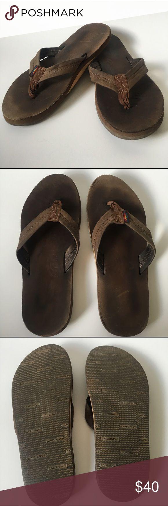 Black rainbow sandals with crystals - Rainbow Flip Flops Men S