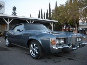 1972 Mercury Cougar Convertible - LITTLEROCK CA