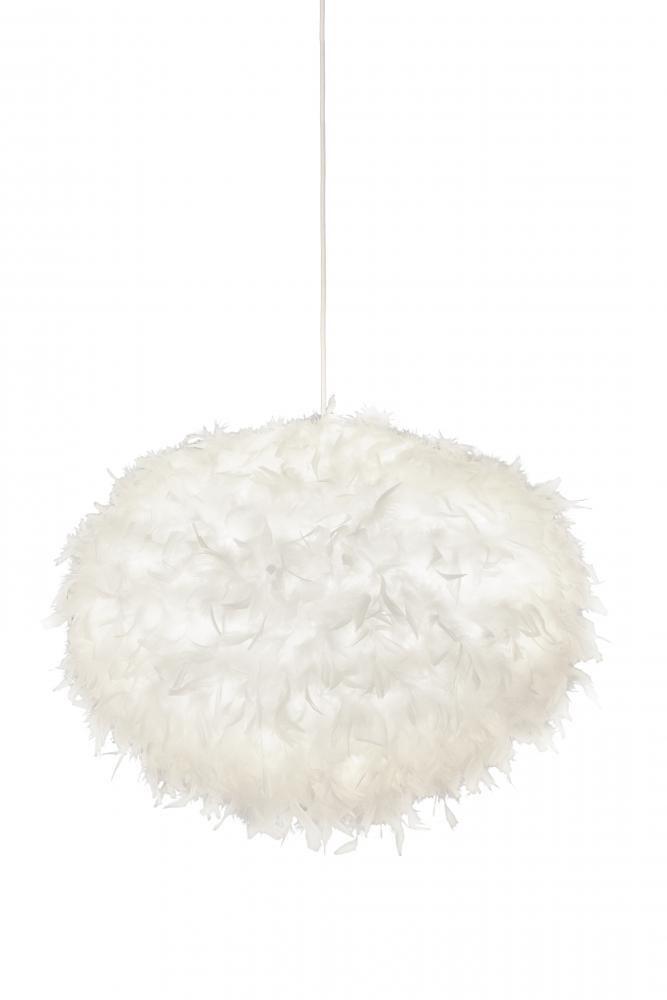 Dun taklampe Hvit | Lampehuset