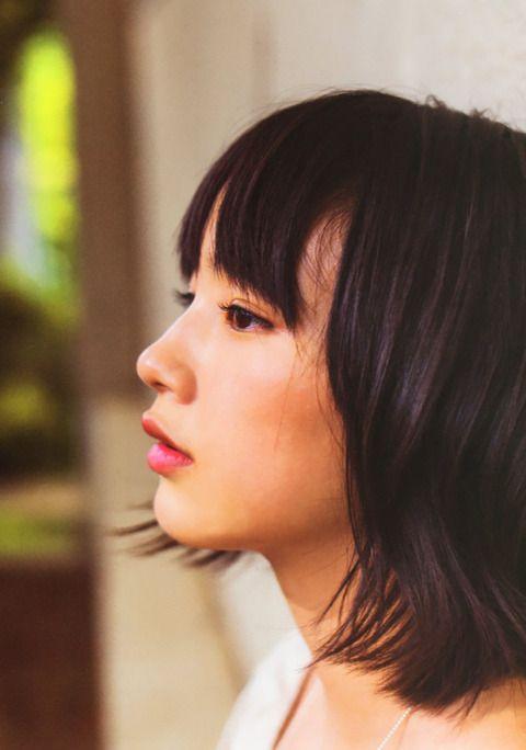 【画像】 能年玲奈の横顔wwwwwwwwwwwwww|ラビット速報