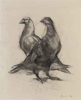 Nicola Hicks - Pigeons