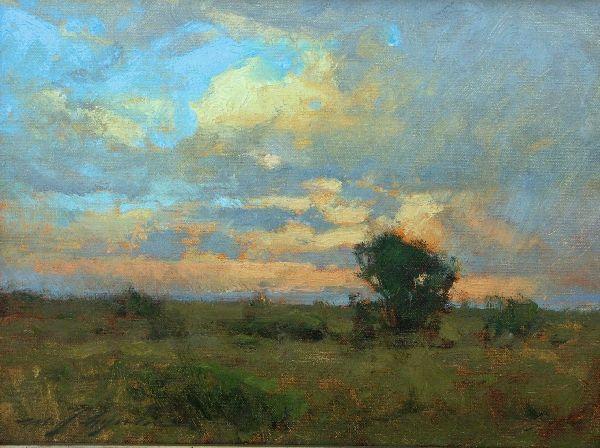 Michael J. Lynch, Approaching Storm