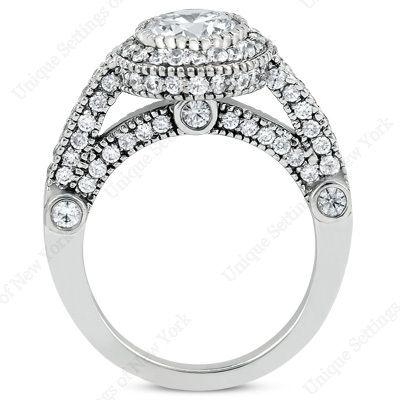 Bagues Pavees SKDiamant.com - Bagues de fiançailles, Vente De Diamants, Bagues de mariage et Pendentifs en diamant