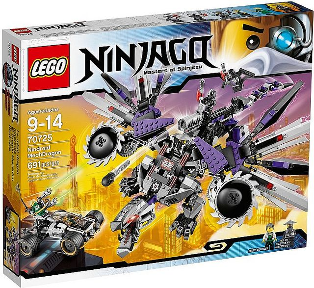 #LEGO #Ninjago Sets Now Listed on Shop@Home