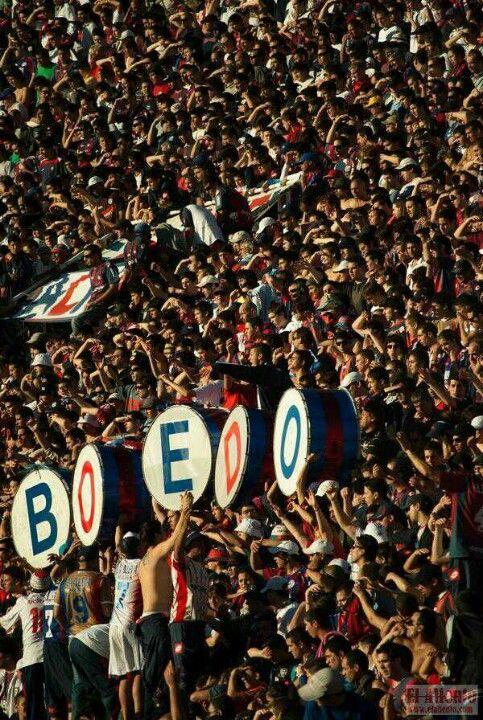 Bombos de #Boedo - La Gloriosa #Butteler - #SanLorenzo