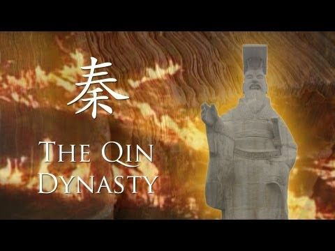 "The name ""China"" comes from the Qin (pronounced Chin) Dynasty -Why was the Qin (Chin) dynasty so influential?  ▶ Discovering China - The Qin Dynasty—China's First Dynasty - YouTube"