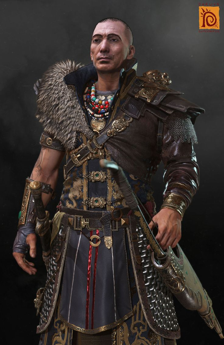 Character Design Zbrush : Images about warriors of the world on pinterest
