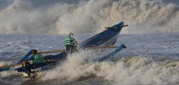 Hati-hati, Tinggi Gelombang Laut Timor Capai 5 Meter