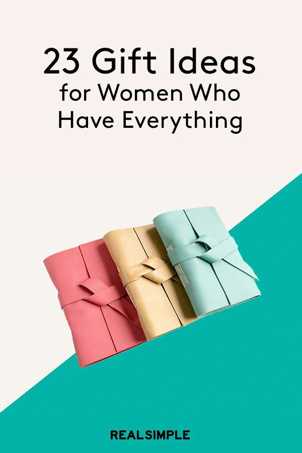 50 Unique Gift Ideas For Women Who Have Everything Small Gifts