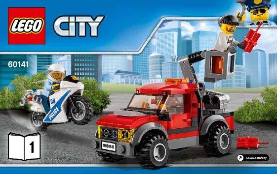 City - Police Station [Lego 60141]