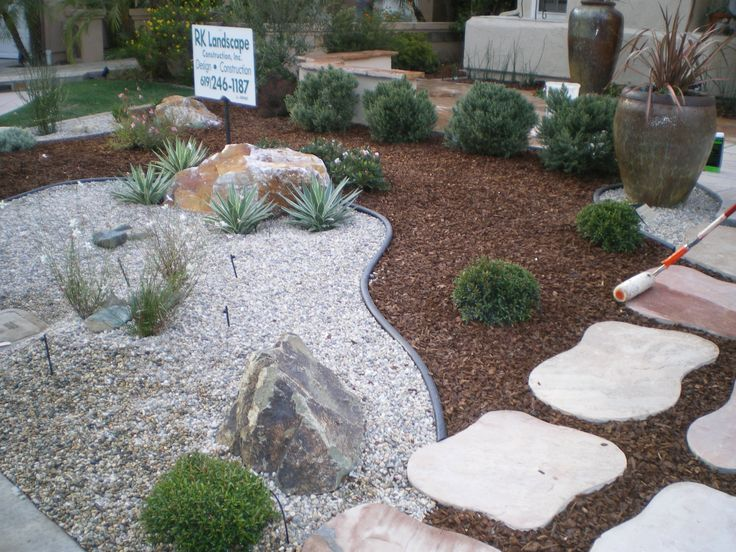 25+ Best Ideas About Low Maintenance Landscaping On