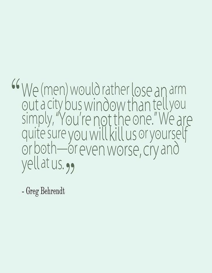 hes just not that into you by greg behrendt essay No boys like you sorry (blogging the introduction of he's just not that into you) by chelsea dagger october 21, 2011 share.